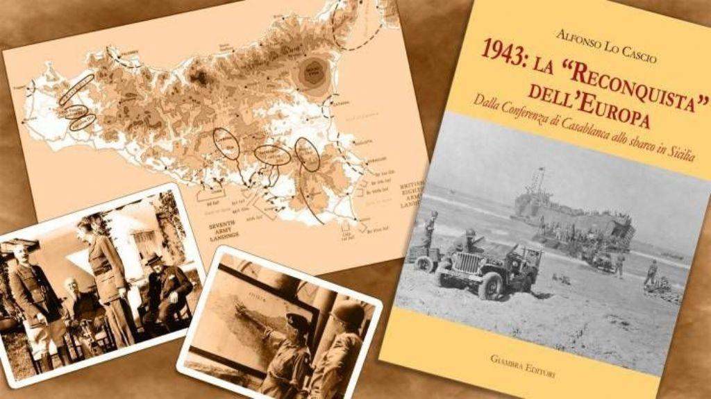 Presentazione del libro LA RECONQUISTA DELL`EUROPA di Alfonso Lo Cascio