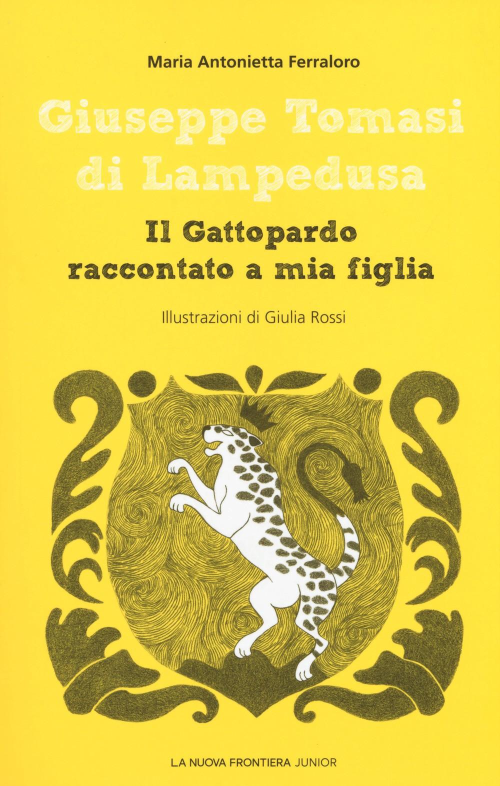 Si presenta a Partinico il volume �Il Gattopardo raccontato a mia figlia�