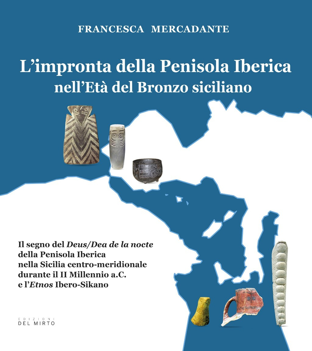 """Messina, nell'ambito dell'iniziativa di BCsicilia """"30 Libri in 30 Giorni"""" si presenta il volume """"L'impronta della Penisola Iberica nell'Età del bronzo siciliano"""""""
