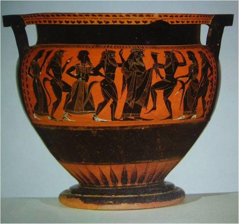 Cefalù, Seminario sulla Sicilia greca: conferenza sulla ceramica attica
