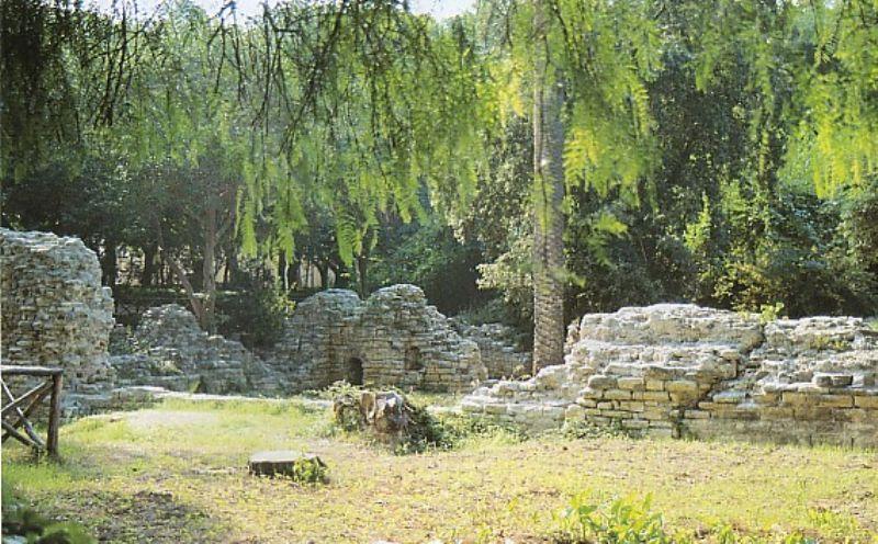 Alunni del Primo circolo in visita ai monumenti romani di Termini Imerese