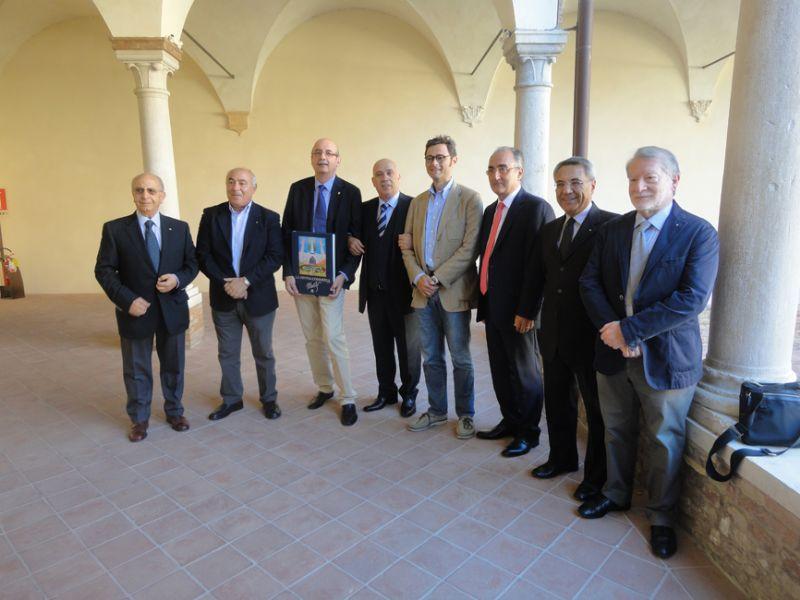 ROTARY CLUB DI LERCARA FRIDDI: Presentazione volume �La Divina Commedia disegnata da Mad�