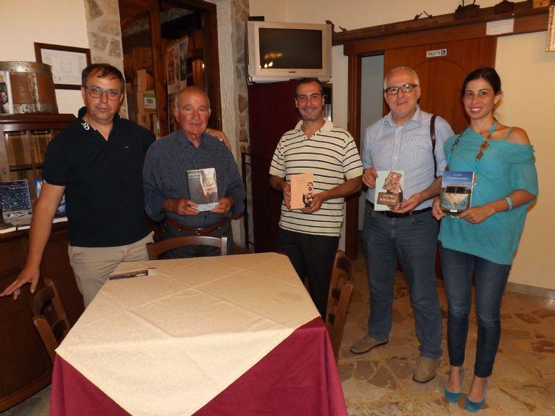 Premio letterario Grotte della Gurfa - I finalisti