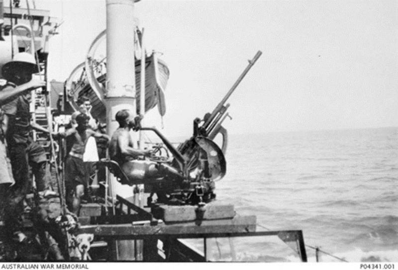 COMMEMORAZIONE CADUTI ANZAC IN SICILIA - Agosto 1943