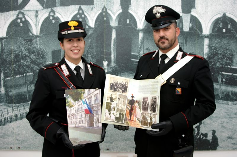 Calendario Storico e Agenda Storica 2015 dell�Arma dei Carabinieri