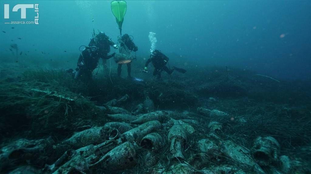 Egadi: Operazione a Cala Minnola della Soprintendenza del mare in collaborazione con Guardia di Finanza di Trapani e BCsicilia