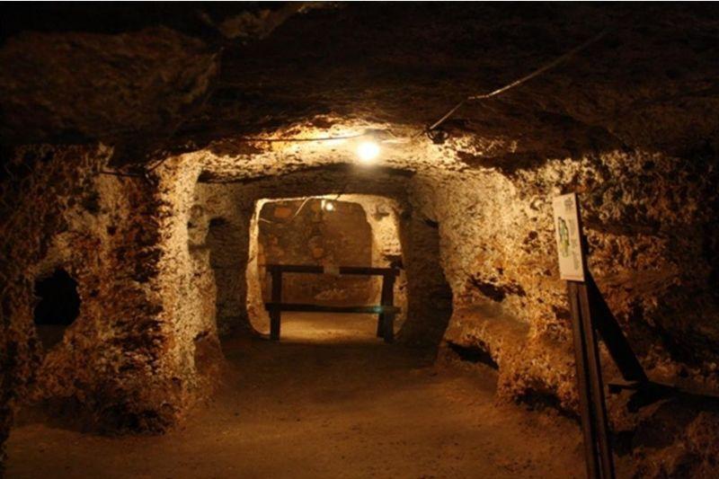 SICILIANTICA : Visita guidata alle Catacombe di Porta d?Ossuna a Palermo