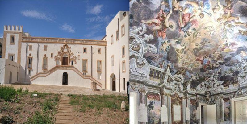 Bagheria: Visita guidata alla Villa Butera-Branciforti