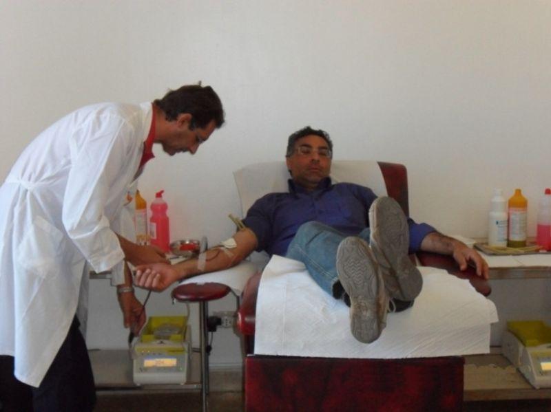 Prima giornata del Donatore di Sangue della FIDAS Sicilia a Termini Imerese