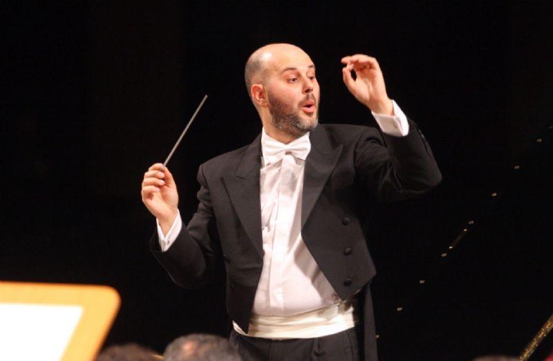 Il M° Di Mauro dirige il secondo concerto della Stagione concertistica dell�Accademia Filarmonica di Messina