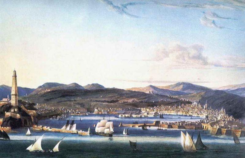 SiciliAntica. Progetto �Le Repubbliche marinare�: visita guidata a Genova