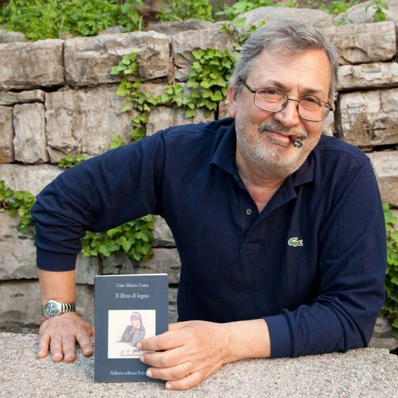 """Alia (PA) - Incontri d`Autore - Gian Mauro Costa presenta """"Il libro di legno"""""""