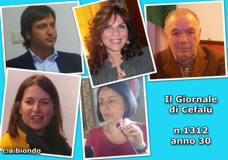 CEFALU` (PA) - Il Giornale di Cefalù - Ferrandelli: Un disegno di legge per l`emergenza idrica