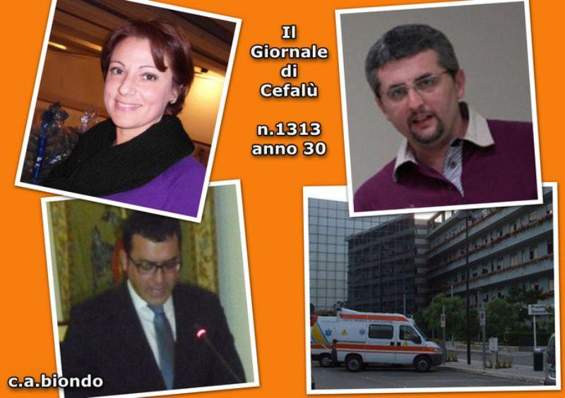 """CEFALU` (PA) - Il Giornale di Cefalù: Cimitero - Ospedale - Rifiuti - PD Castelbuono: """"Sono stato costretto a rinviare il Congresso straordinario del nostro Circolo"""""""