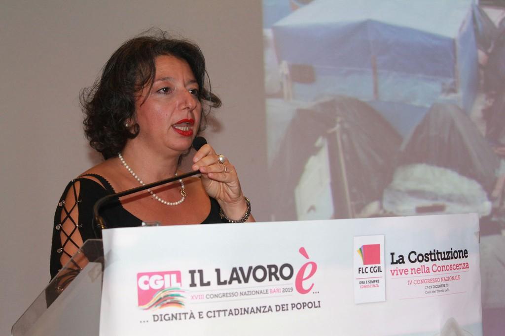 Mafia: Flc Cgil Sicilia, pronti a dare il nostro contributo alla raccolta fondi per Chiara Natoli