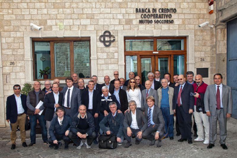 A GANGI IL WORKSHOP DELLE BCC DI SICILIA