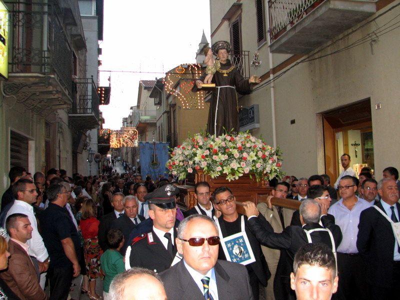 Valledolmo: Manifestazioni estive all`insegna del rigore- tredici in tutto le serate