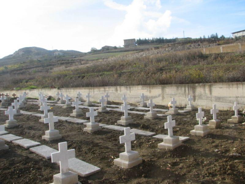 Valledolmo:Via libera da parte del comune per l`acquisizione di suoli cimiteriali
