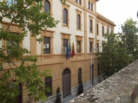 Convegno �L�economia siciliana: trend e prospettive� organizzato a Caltanissetta dalla Banca del Nisseno