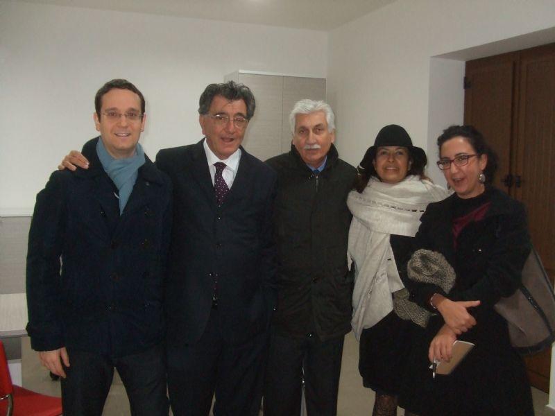 Inaugurato il nuovo Centro Sociale donato da Antonino Anselmo al Comune di Lascari.