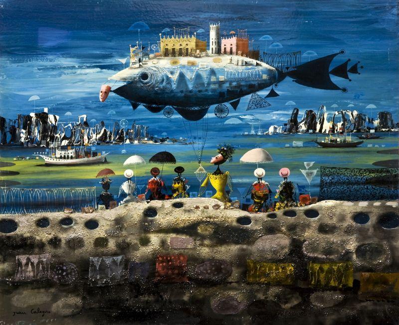 CATANIA: Ultimi giorni per visitare la mostra JEAN CALOGERO