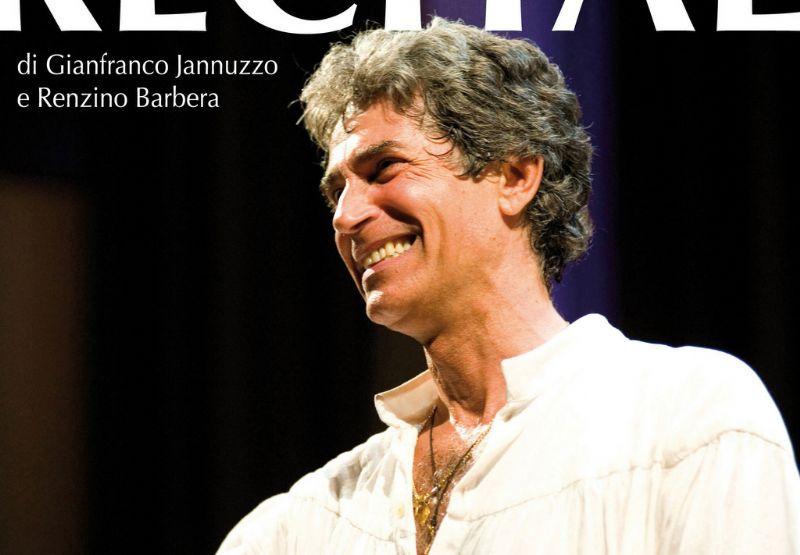 CASTRONOVO DI SICILIA (PA) - Sabato 11 �Recital� di Gianfranco Jannuzzo