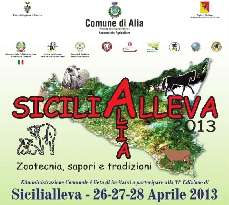 SICILIALLEVA 2013: ZOOTECNIA, SAGRE E DEGUSTAZIONI