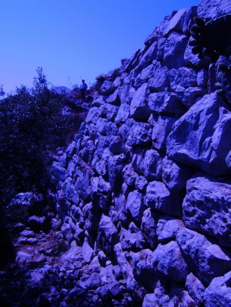 Sciara. Visita guidata al Dolmen e al muro megalitico di Mura Pregne