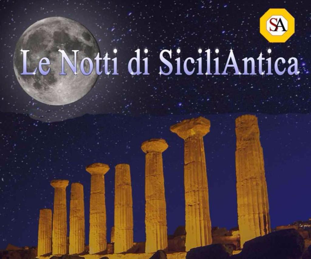 Al via �Le Notti di SiciliAntica�.  50 iniziative per conoscere e valorizzare il territorio