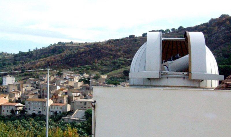 Roccapalumba: Lo spettacolo del cielo. Visita guidata all`Osservatorio astronomico