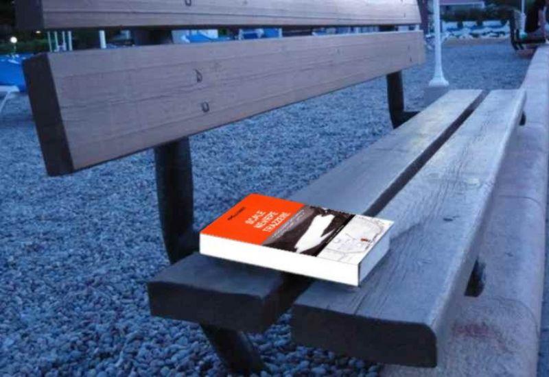 Termini Imerese: 100 libri in 100 panchine. Iniziativa di SiciliAntica in occasione della Giornata Mondiale del Libro