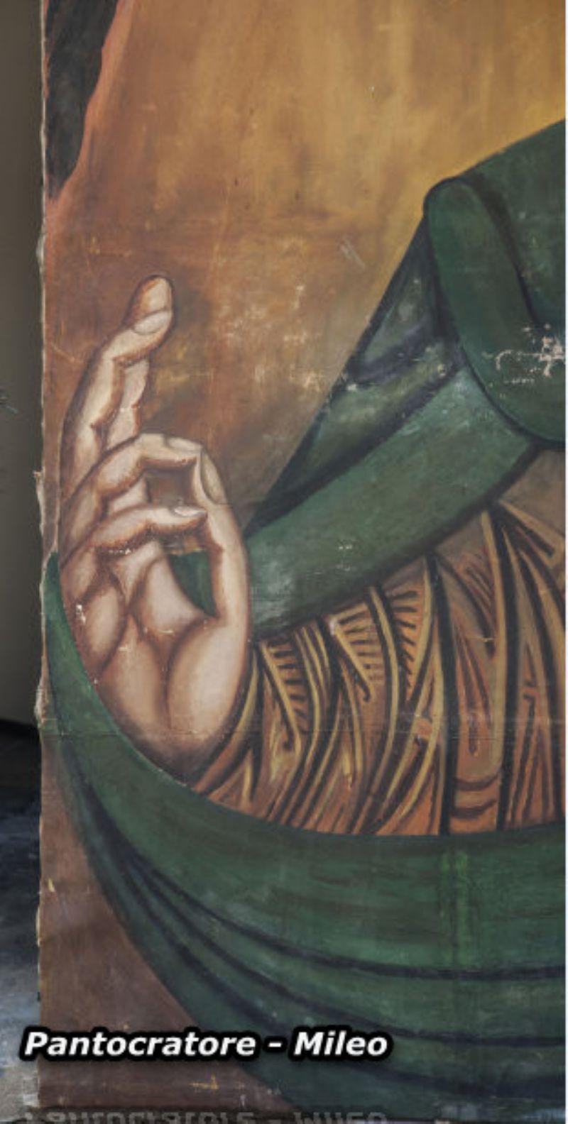 Pantocratore del Duomo di Cefalù: compie 865 anni