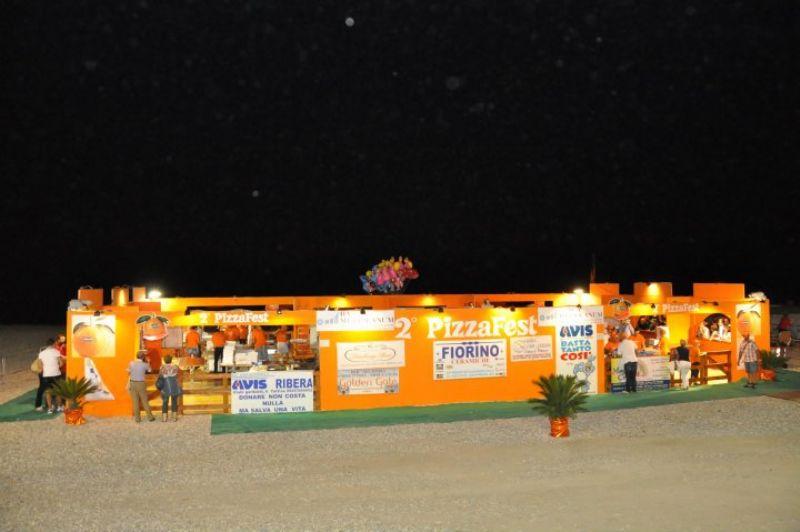 """RIBERA (AG) - Ieri serata conclusiva del """"Pizza Fest"""", il sindaco ha dichiarato: """"Siamo molto soddisfatti"""""""