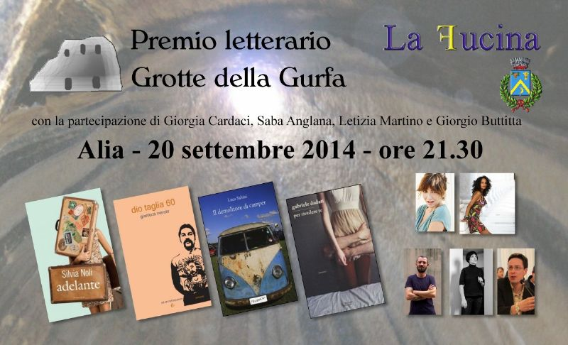 Premio letterario Grotte della Gurfa