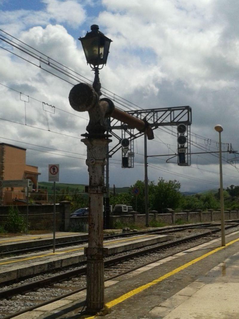 Roccapalumba. Visita guidata al Museo d�Archeologia Industriale Ferroviario