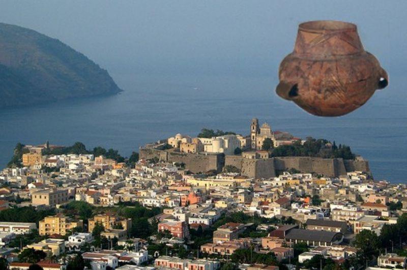 Termini Imerese. Visita guidata a Lipari nell�ambito del Corso di Archeologia Preistorica organizzato da SiciliAntica