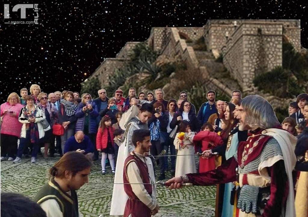 Termini Imerese, BCsicilia ricerca 24 bambini per l�investitura a cavaliere medievale e dama