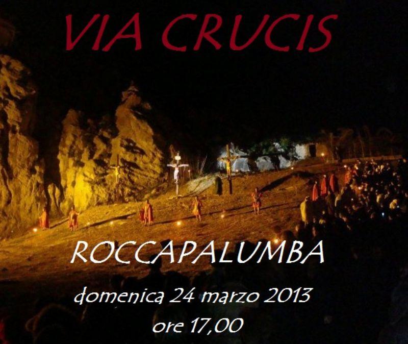 ROCCAPALUMBA, �Via Crucis� vivente XXXV edizione