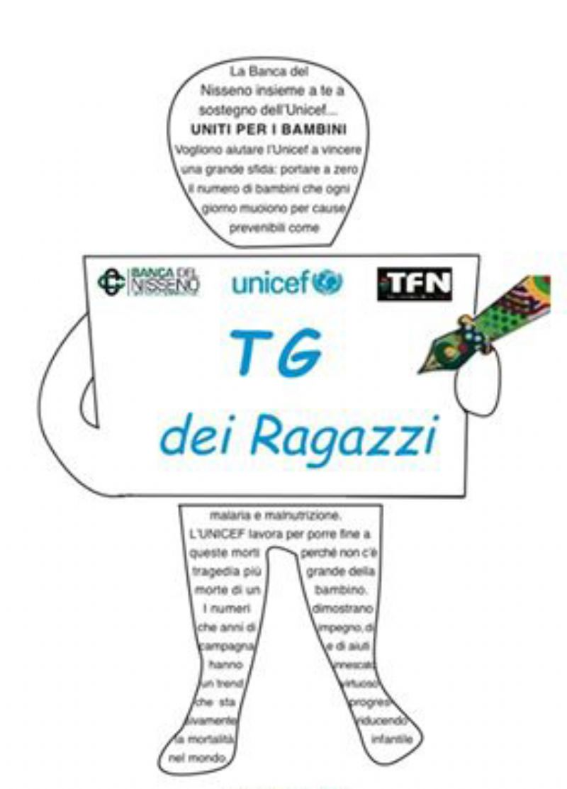 CALTANISSETTA - 30° ANNO DALLA NASCITA DEL COMITATO PROVINCIALE UNICEF