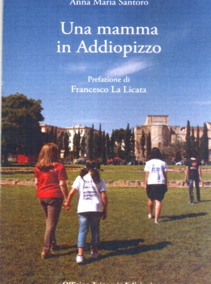 """BIVONA (AG) - Presentazione del libro """"ADDIOPIZZO"""" di Anna Maria Santoro"""