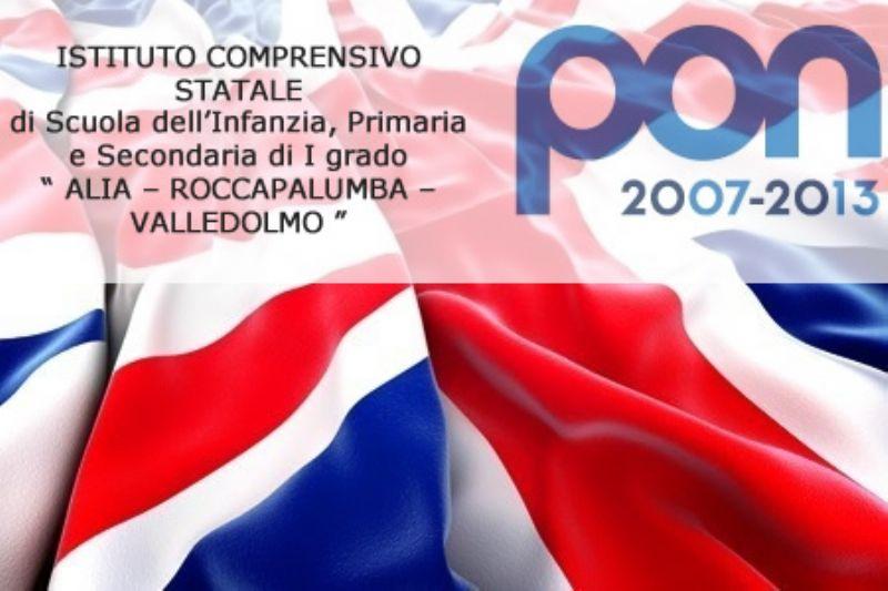 �English for you� corso di Inglese per adulti organizzato dall` ISTITUTO COMPRENSIVO STATALE  � Alia � Roccapalumba � Valledolmo�