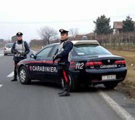 Cammarata (Ag), offre cento euro ai carabinieri: arrestato pensionato