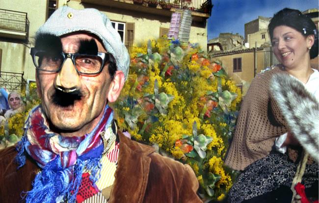 Alia, un Carnevale 2004 da ricordare.