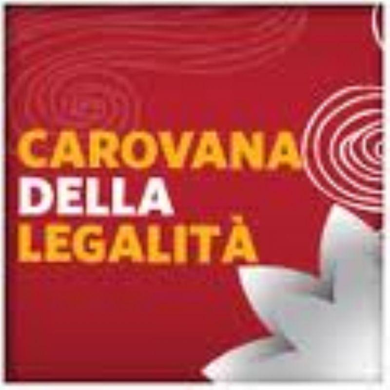 """ROCCAPALUMBA (PA) - La """"Carovana dei Diritti e della Legalità"""" riparte da Roccapalumba con una tappa dedicata a Don Pino Puglisi"""