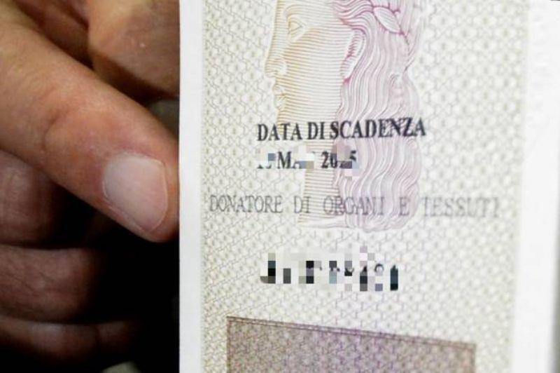 """IL COMUNE DI ALIA (PA) ADERISCE AL PROGETTO """"CARTA DI IDENTITA` � DONAZIONE DI ORGANI"""""""