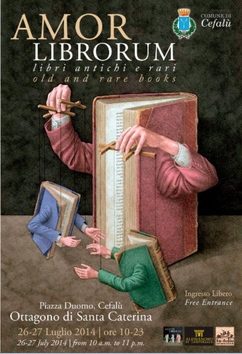 CEFALU` - AMOR LIBRORUM