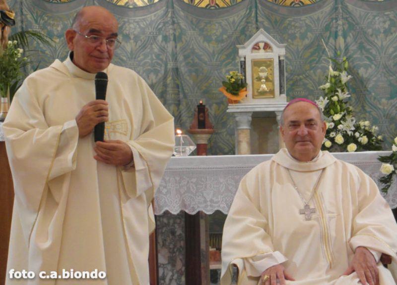 CEFALU` (PA) - Artigianelli - Padre Pagliuso a servizio della Comunità
