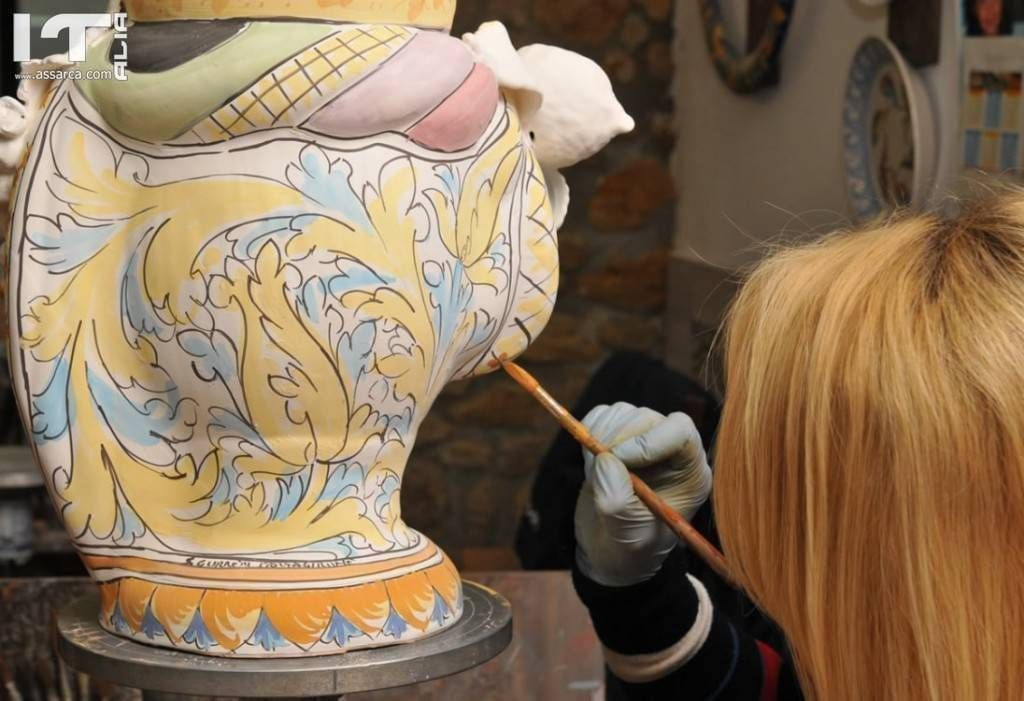 La ceramica di Caltagirone