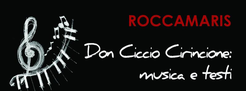Don Ciccio Cirincione, serata in ricordo al Castello di Roccella