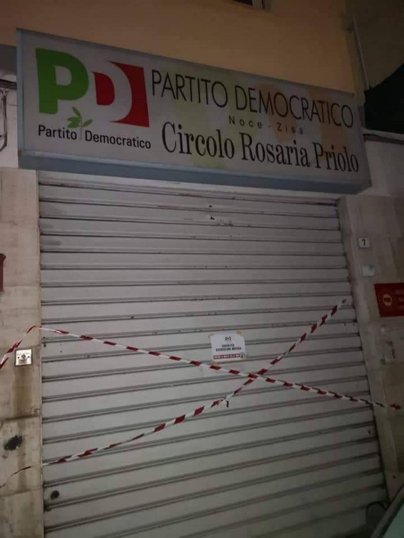 Sea Watch: intimidazione a circolo Pd Palermo e minacce a Faraone